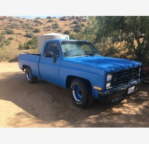 1983 Chevrolet C/K Truck 2WD Regular Cab 1500 for sale 101404076