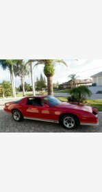 1983 Chevrolet Camaro Coupe for sale 101099859