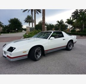 1983 Chevrolet Camaro Coupe for sale 101410164