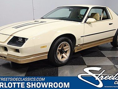 1983 Chevrolet Camaro for sale 101479654