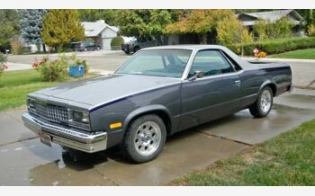 1983 Chevrolet El Camino V8 for sale 101267356