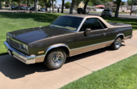 1983 Chevrolet El Camino V8 for sale 101368804