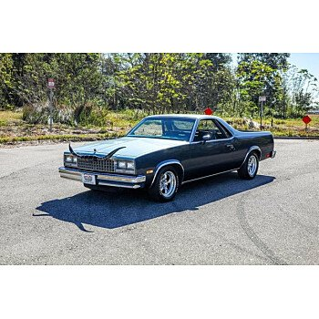 1983 Chevrolet El Camino for sale 101441079