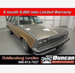 1983 Chevrolet Malibu for sale 101012967