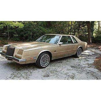 1983 Chrysler Imperial for sale 101535027