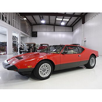 1983 De Tomaso Pantera for sale 101052017