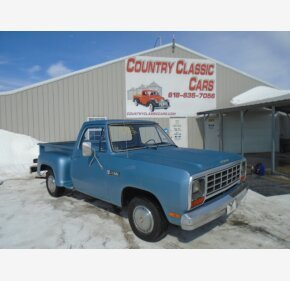 1983 Dodge D/W Truck for sale 101457947