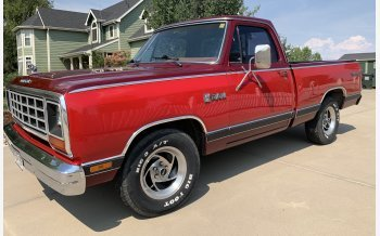 1983 Dodge D/W Truck 2WD Regular Cab D-150 for sale 101250141