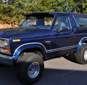 1983 Ford Bronco XLT for sale 101255204