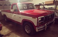 1983 Ford F100 2WD Regular Cab for sale 101416631