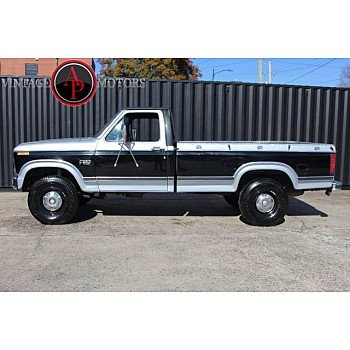 1983 Ford F250 for sale 101438275
