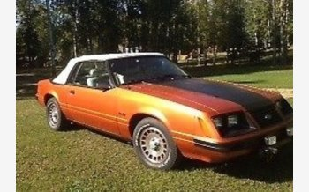1983 Ford Mustang for sale 100909129