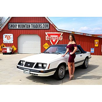 1983 Ford Mustang Convertible for sale 101074497