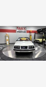 1983 Ford Mustang Convertible for sale 101185183