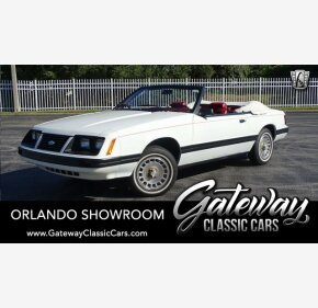 1983 Ford Mustang for sale 101254510