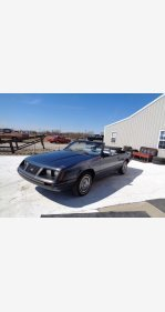 1983 Ford Mustang Convertible for sale 101298757