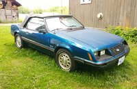 1983 Ford Mustang Convertible for sale 101349143