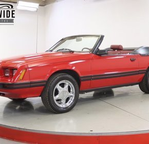 1983 Ford Mustang Convertible for sale 101433091