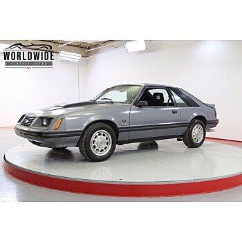 1983 Ford Mustang Hatchback for sale 101531228