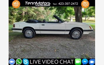 1983 Ford Mustang for sale 101532576
