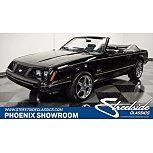 1983 Ford Mustang GLX Convertible for sale 101600342