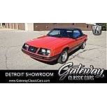 1983 Ford Mustang Convertible for sale 101607980
