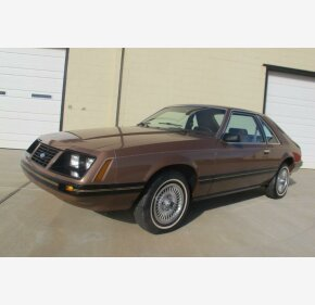 1983 Ford Mustang Hatchback for sale 101442100