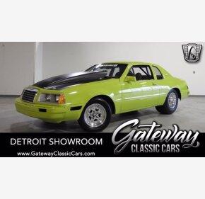 1983 Ford Thunderbird for sale 101472133