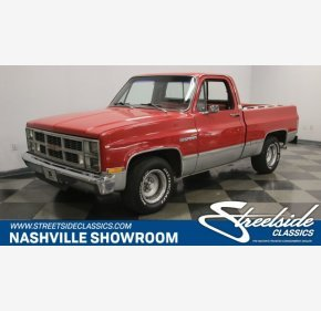 1983 GMC Sierra 1500 2WD Regular Cab for sale 101063089