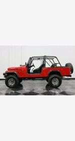 1983 Jeep CJ for sale 101090942