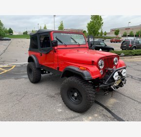 1983 Jeep CJ 7 for sale 101138768