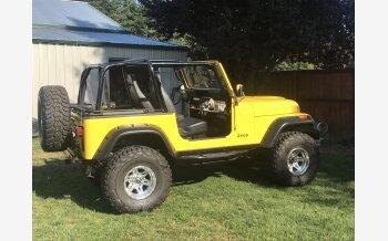 1983 Jeep CJ 7 for sale 101189578