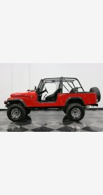 1983 Jeep CJ for sale 101204589