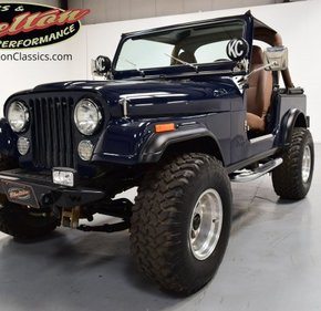 1983 Jeep CJ 7 for sale 101218595