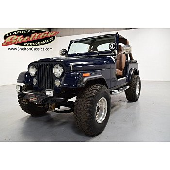 1983 Jeep CJ 7 for sale 101218595