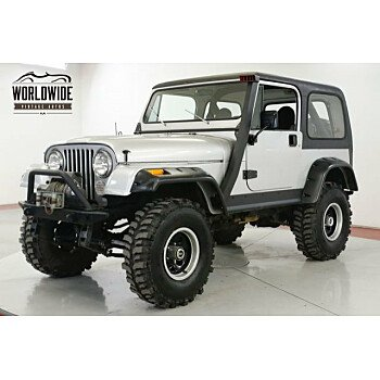 1983 Jeep CJ 7 for sale 101250739