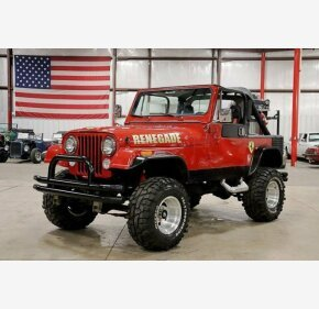 1983 Jeep CJ 7 for sale 101255146