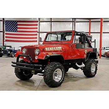 1983 Jeep CJ 7 for sale 101255146