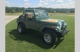 1983 Jeep CJ 7 for sale 101278230