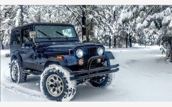 1983 Jeep CJ 7 for sale 101290003