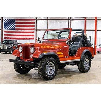 1983 Jeep CJ 5 for sale 101291413