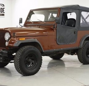 1983 Jeep CJ 7 for sale 101327990