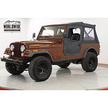 1983 Jeep CJ 7 for sale 101327990