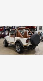 1983 Jeep CJ for sale 101395874
