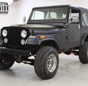 1983 Jeep CJ 7 for sale 101400971