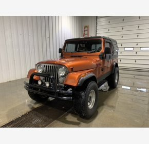 1983 Jeep CJ 7 for sale 101452601