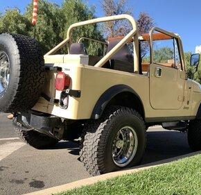1983 Jeep CJ for sale 101415292