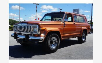 1983 Jeep Cherokee For 101036954