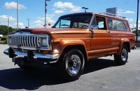 1983 Jeep Cherokee for sale 101036954