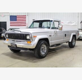 1983 Jeep Pickup for sale 101372500